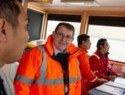 John Fogarty Stella Maris Port Chaplain Medway & Dover