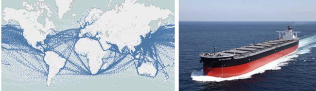 NYK's Oceangoing Network_