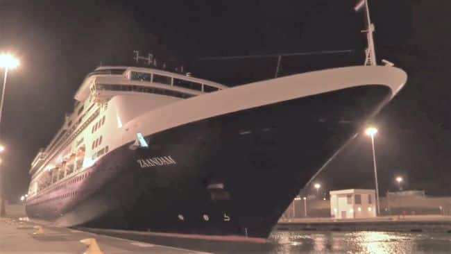 Panama Canal Facilitates Transit of Holland America's Zaandam and Rotterdam for Humanitarian_Reasons