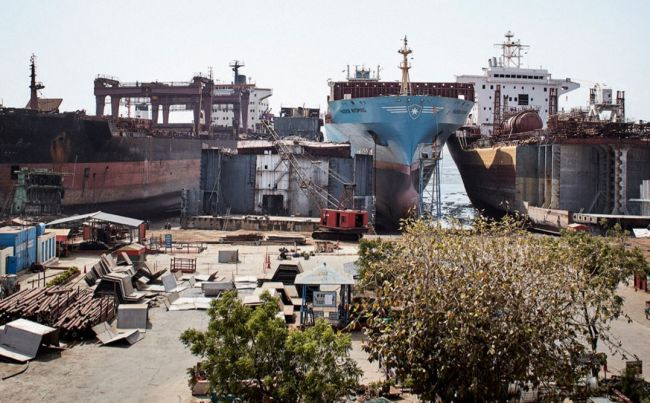 Ship Recycling report (SRTI)