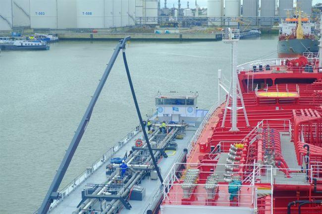 Stena Bulk Performs Test Running An MR Tanker On 100% Biofuel