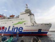 Successful Start For Stena Line's New Ferry Line