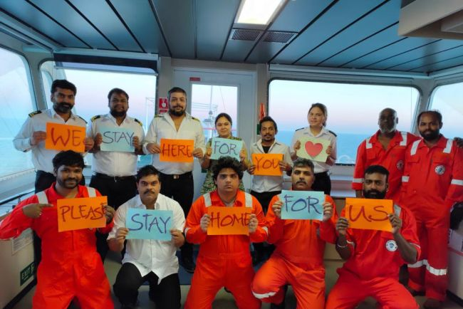 Synergy Group Calls For Collective Action On Shipping's Coronavirus Crewing Crisis