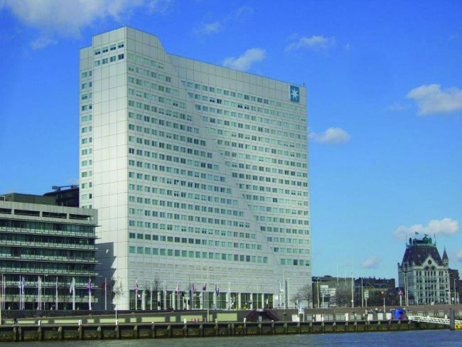 The Bureau Veritas Remote Survey Center is located in BV's Regional Head office in Central Rotterdam