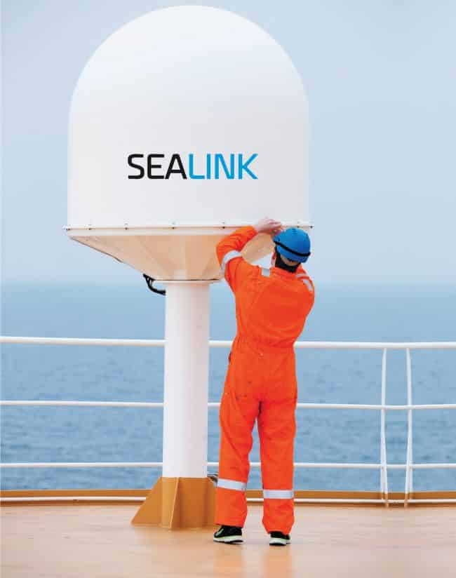 Van Oord Selects Marlink For Licensed VSAT Connectivity In Indian Waters