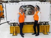 Veem Delivers World's Largest Gyrostabilizer to Major Shipbuilder, Announces New Facility Opening_