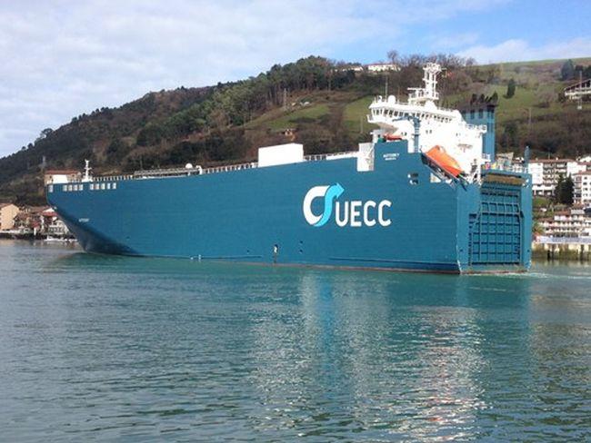 auto-sky-World's First Use Of Marine Biofuel In Ro-Ro Segment
