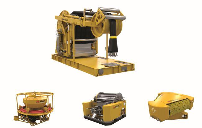 Framo's TransRec oil skimmer solutions