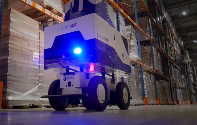 GEODIS And DELTA DRONE Launch Innovative Warehouse-Inventory Solution