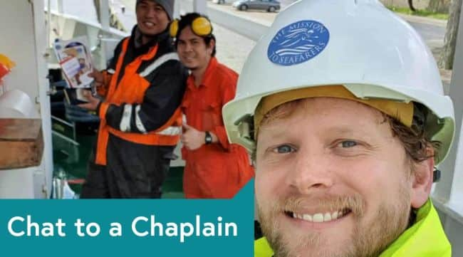 Mission To Seafarers Launches Digital Chaplaincy Support Service For Seafarers
