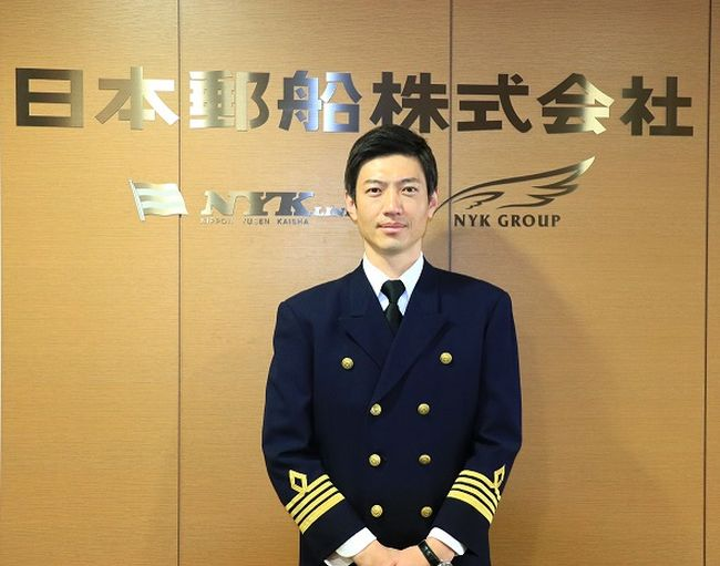 NYK's First Internally Trained Seafarer Promoted To Captain