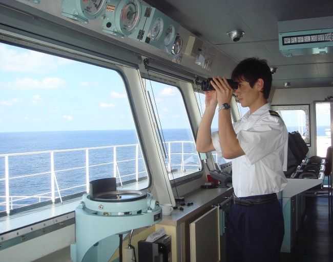 NYK's First Internally Trained Seafarer Promoted To Captain_Captain Mori's Path