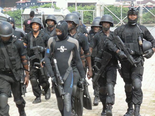 Nigerian Naval Force