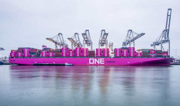 ONE Continues Using PortXchange Following Successful Trial In Rotterdam