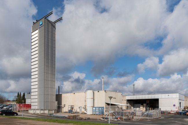 The Svanehøj test tower is an unrivaled tool to validate how the deepwell pumps operate in the most extreme conditions.
