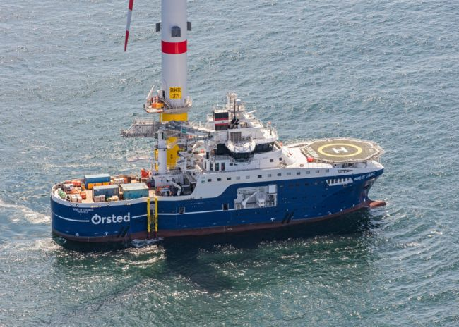 SCHOTTEL To Power Next Service Operation Vessel For Louis Dreyfus Armateurs