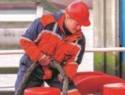 A Seafarer Working