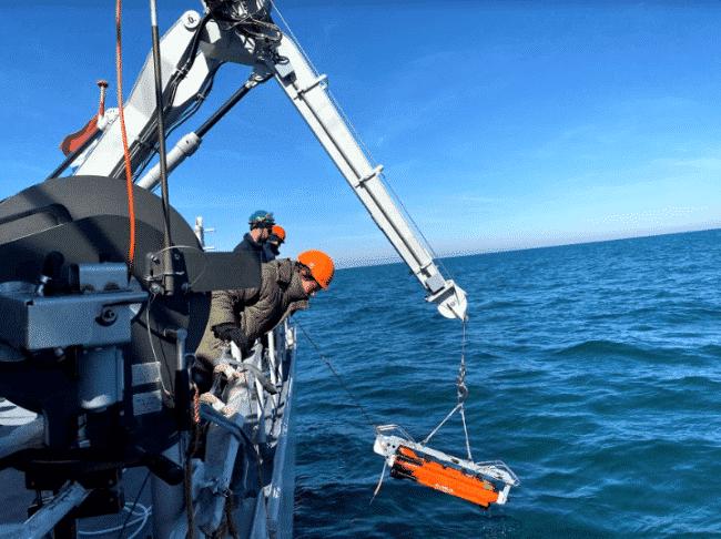 Sniper launch_NATO Clears Historic Ordnances Along French Coast