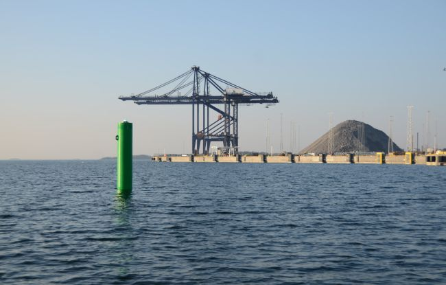 Stockholm Norvik Port Has A Smart Buoy
