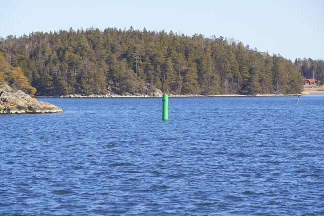 Stockholm Norvik Port Has A Smart Buoy_