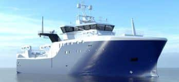 Vard Secures Contract For One Stern Trawler For Framherji