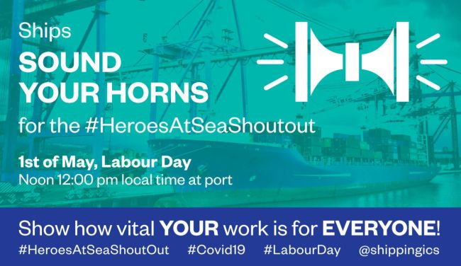 heroes at sea shoutout_International Labor Day