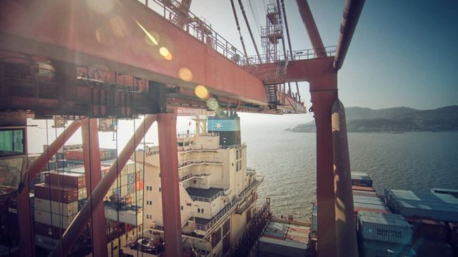 A.P. Moller - Maersk continues to grow profitability while safeguarding global supply chains