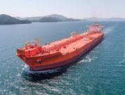 AET Takes Delivery Of First Of Four DP2 Shuttle Tankers For Petrobras Charter