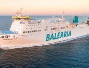 Balearia's Ship Rosalind Franklin
