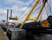 Damen announces Electric Cutter Suction Dredger 650