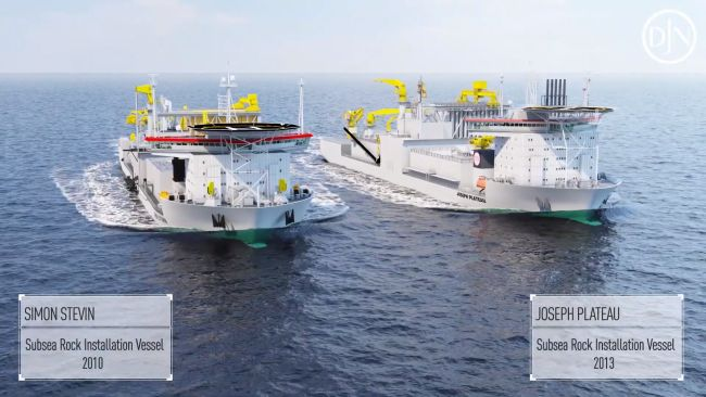 Jan De Nul Joins Forces To Build The World's Largest Installation Vessels