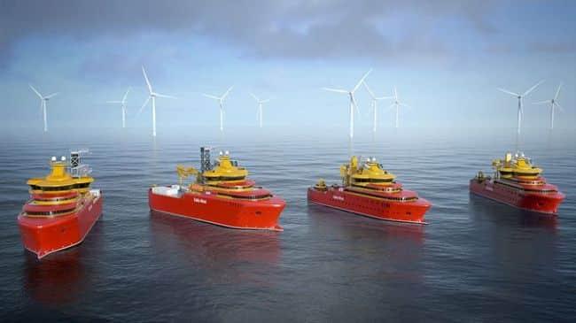 MacGregor To Supply Equipments For 4 Offshore Wind Service Vessels Of Edda Wind Fleet