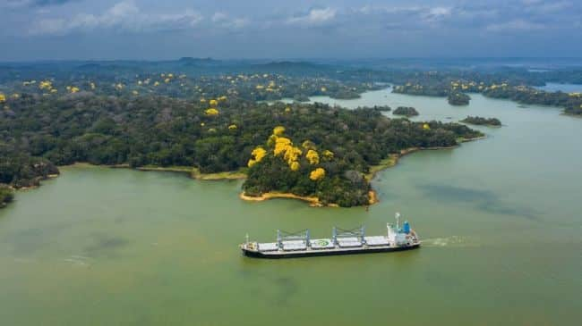 Panama Canal Secures Steady Draft, Operational Reliability Following Water Measures