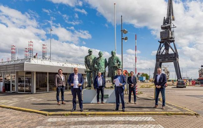 Partnership Aims To Ensure Global, 247 Maritime Service And Sustainability