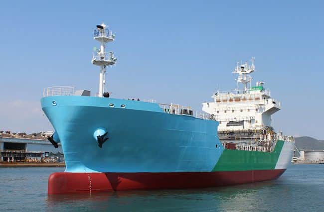 Starting supply of LNG fuel by the Ship to Ship system in the Chubu region in the fall of 2020