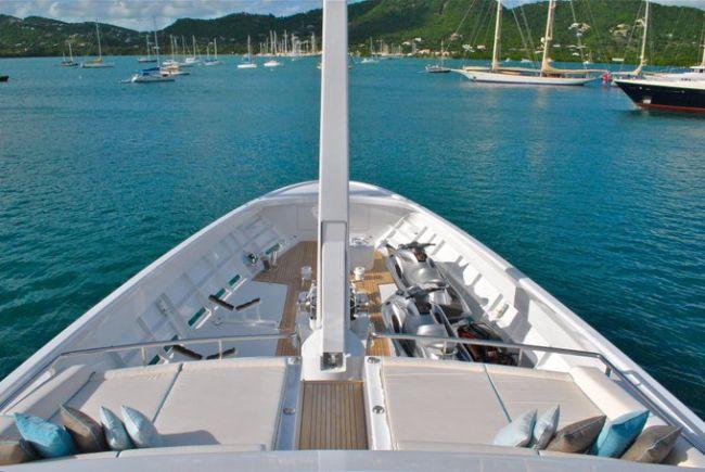 Super yacht crew platform