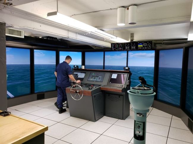 Wärtsilä Upgrades SCANTS Simulation Complex To Provide Advanced Training At USCG Academy