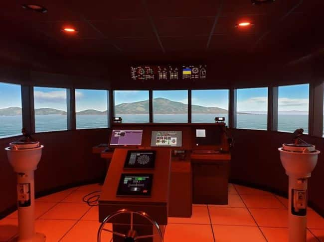Wärtsilä Upgrades SCANTS Simulation Complex To Provide Advanced Training At USCG_Academy