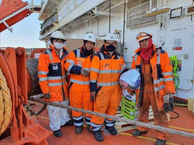 Wilhelmsen Ship Management Crowdfunds To Support Seafarers' COVID-19 Relief Efforts