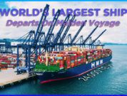 World's-Largest-Ship-Departs-On-Maiden-Voyage-With-Record-19,621-TEUs_24000-teus