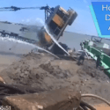 horrifying dredging accidnet
