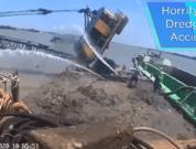 horrifying dredging accidnet