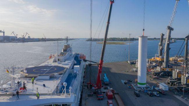 norsepower sail