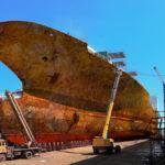 corrosion des navires