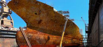 ship corrosion