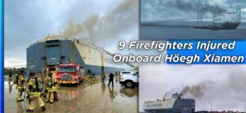 9-Firefighters-Got-Injured-While-Fighting A-Fire-Aboard-Höegh-Xiamen-In-Florida_Thumbnail