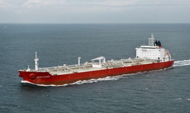 ARCTIC-FLOUNDER-Prime Tanker Representation