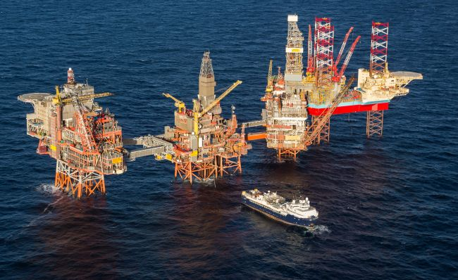 Aker BP And Yxney Maritime To Chase Offshore Emission Cuts