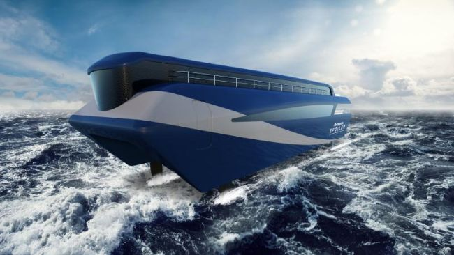 Artemis Technologies Zero Emission Ferries