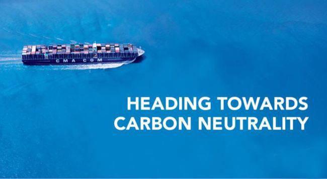 CMA-CGM-carbon-neutrality